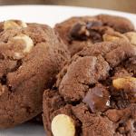 Devil's Food Fudge Cookies