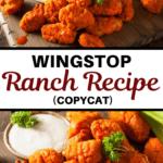 Wingstop Ranch Recipe