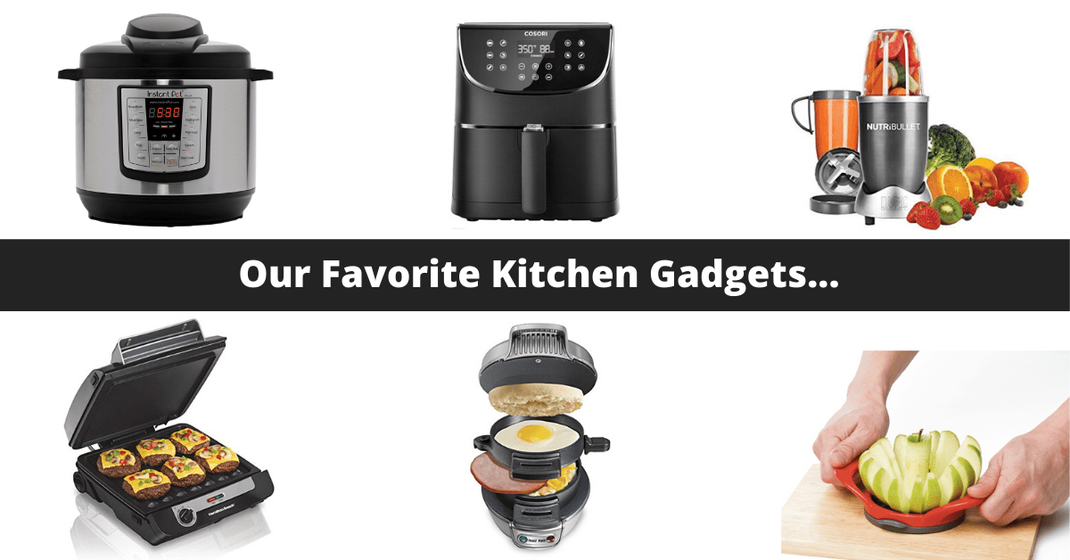 Our Favorite Kitchen Gadgets