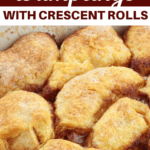 Apple Dumplings with Crescent Rolls