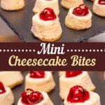Mini Cheesecake Bites