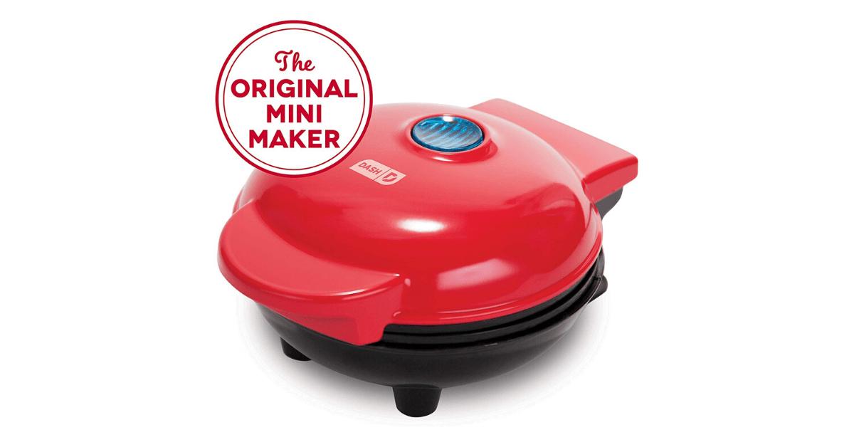 Mini Waffle Maker Giveaway