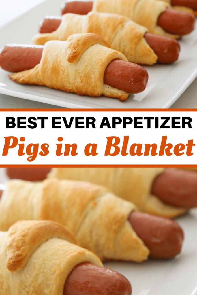 Pigs in a Blanket (with Cheese!)