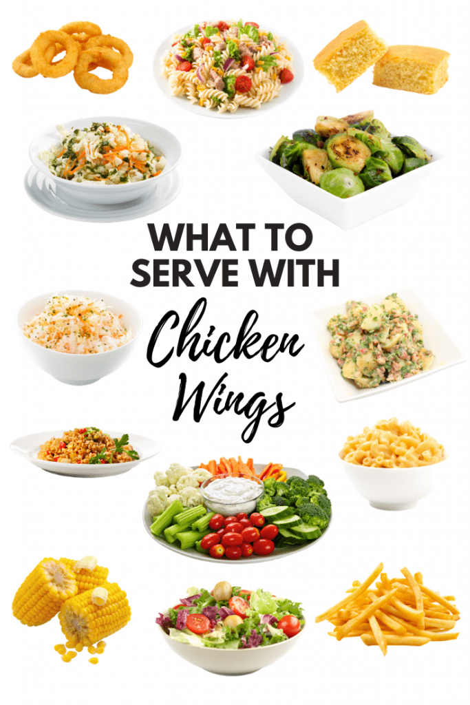 What to Serve with Chicken Wings: 18 Incredible Side Dishes