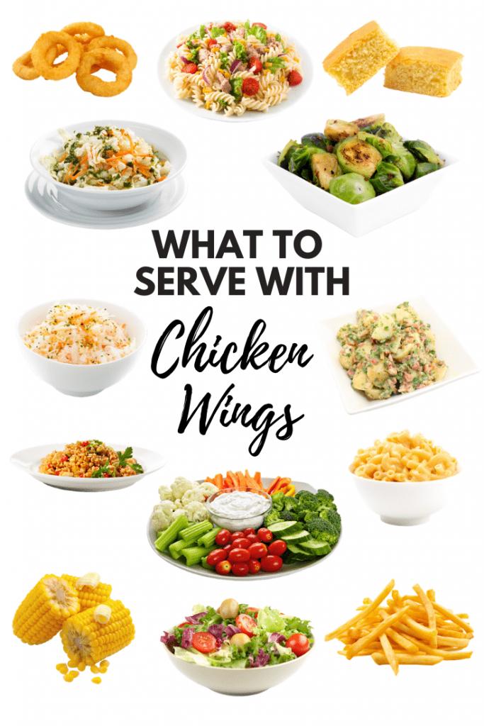 Chicken Wing Sides