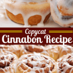 Copy Cinnabon Recipe
