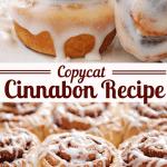 Copycat Cinnabon Recipe