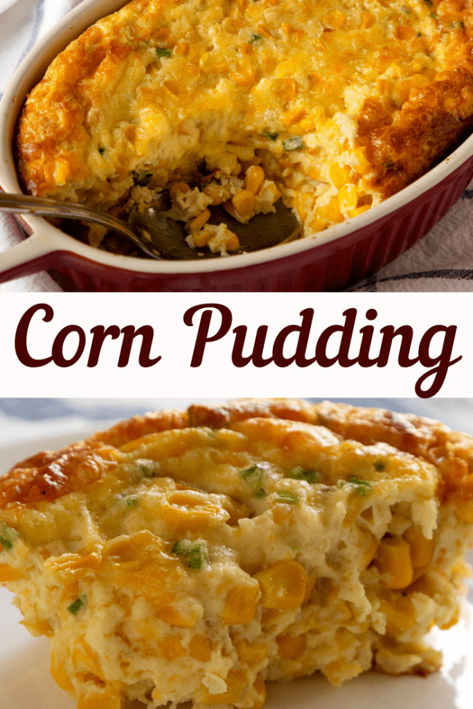 Corn Pudding Pin