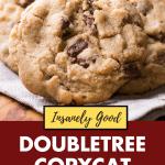 Doubletree Copycat Cookies