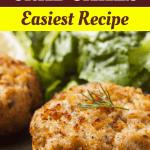 Easy Crab Cake Recipe