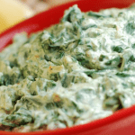 Homemade Spinach Artichoke Dip