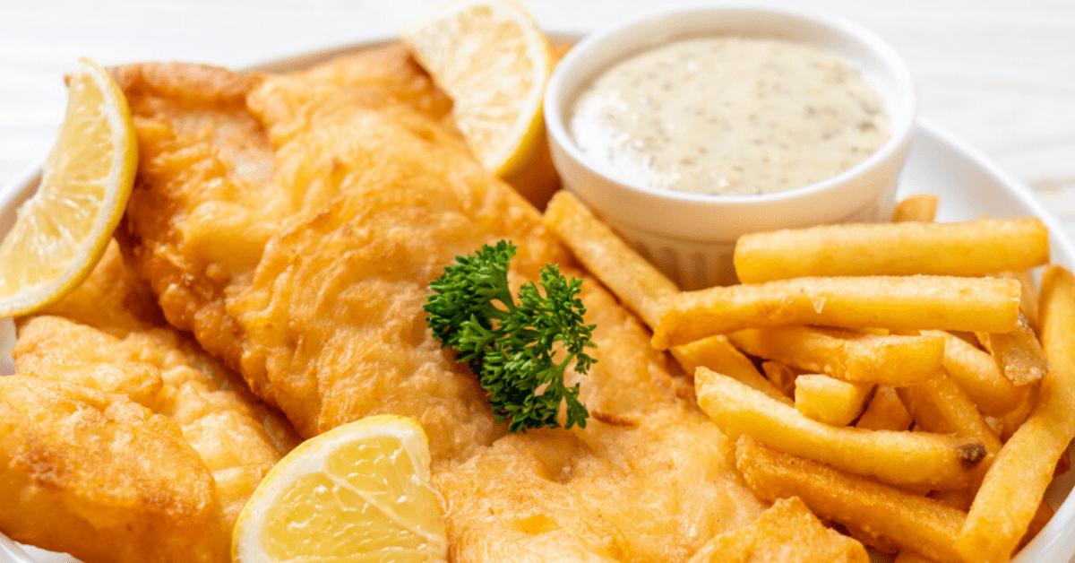 Long John Silver's Fish Batter Recipe (+ Secret Ingredient)