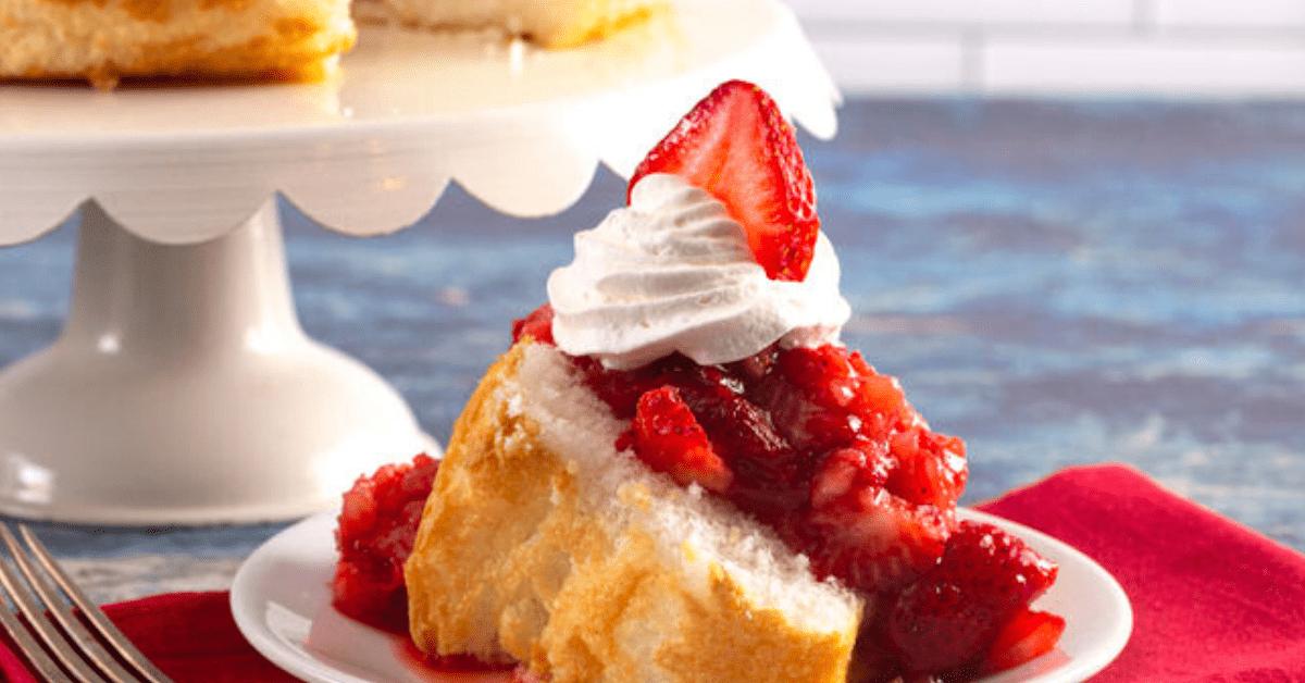 16 Angel Food Cake Toppings