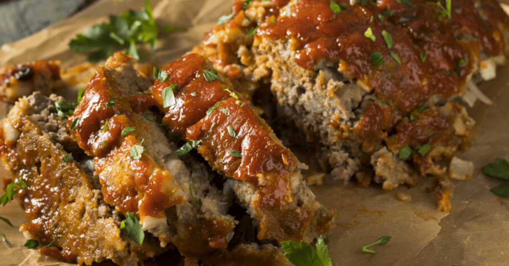 Lipton Onion Soup Meatloaf