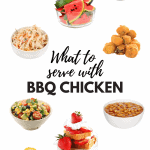 What to Serve with BBQ Chicken