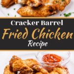 Cracker Barrel Fried Chicken Recipe