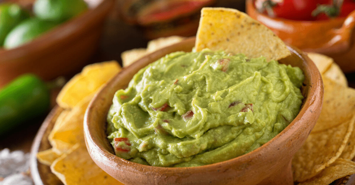 How to Freeze Guacamole + Best Recipe