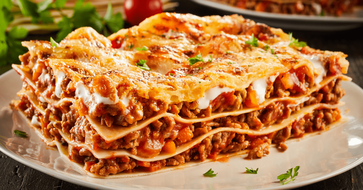 What to Serve with Lasagna: 10 Italian Sides
