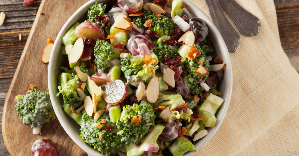 Paula Deen's Broccoli Salad
