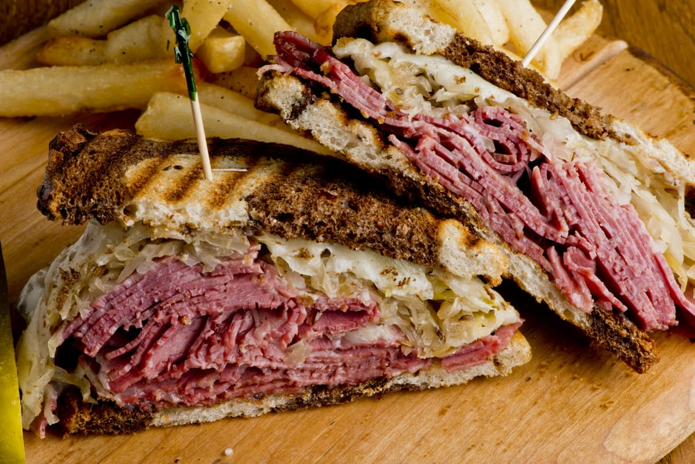 What to Serve With Reuben Sandwiches: 8 Classic Sides