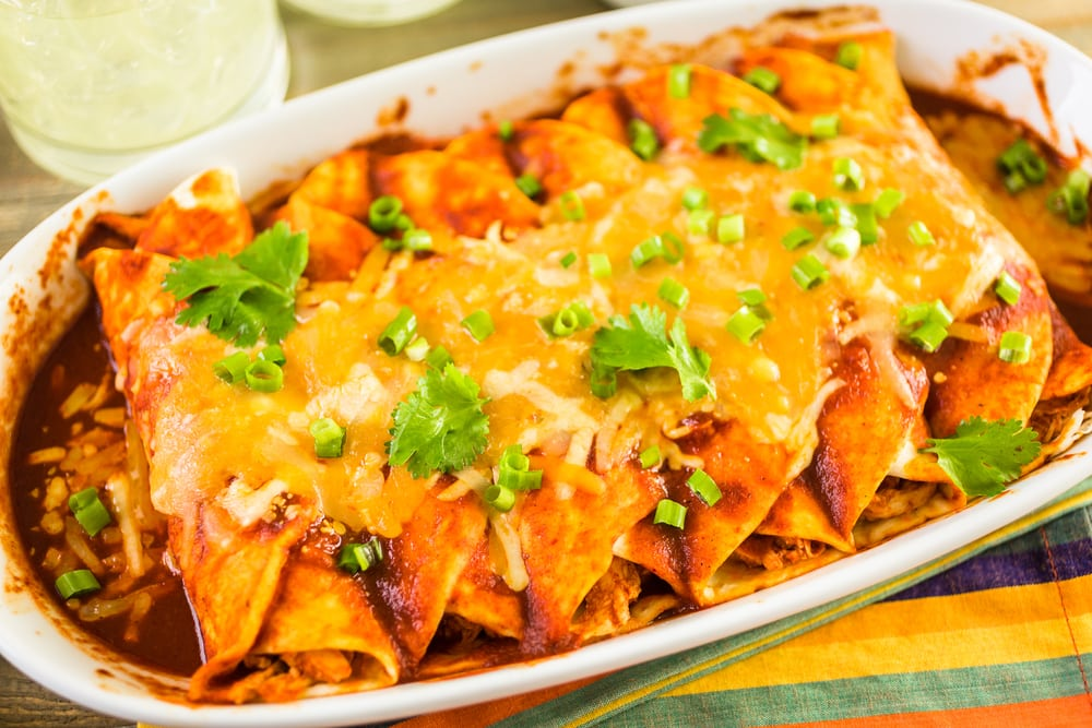What to Serve with Enchiladas: 10 Traditional Sides