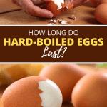 How Long Do Hard-Boiled Eggs Last
