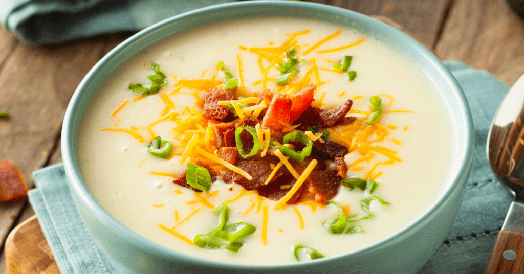 Paula Deen's Potato Soup