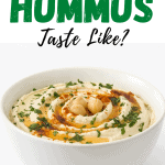 What Does Hummus Taste Like