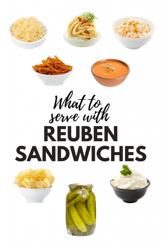 What to Serve With Reuben Sandwiches