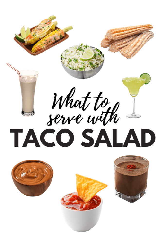 What To Serve With Taco Salad