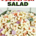 Amish Macaroni Salad