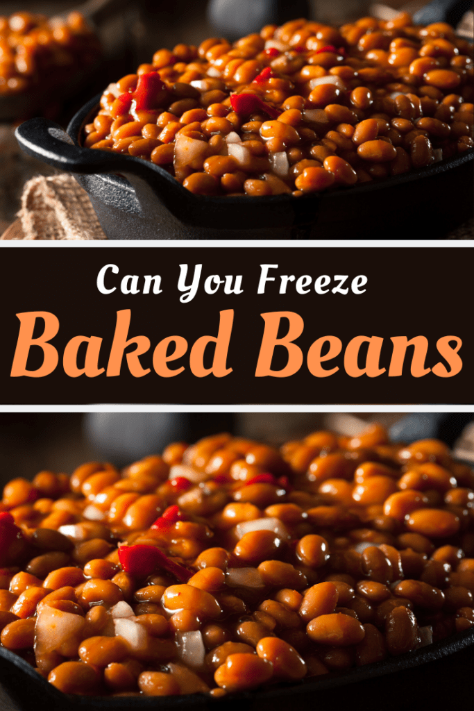 Can You Freeze Baked Beans?