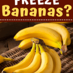 Can You Freeze Bananas