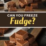 Can You Freeze Fudge