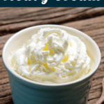 Can You Freeze Heavy Cream