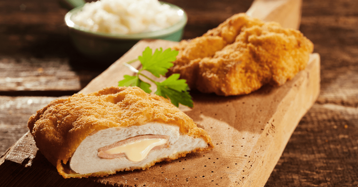 What to Serve with Chicken Cordon Bleu: 12 Incredible Side Dishes