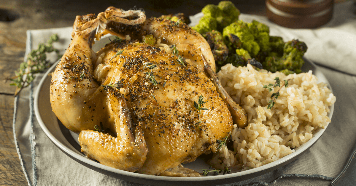 What to Serve with Cornish Hens: 12 Succulent Sides