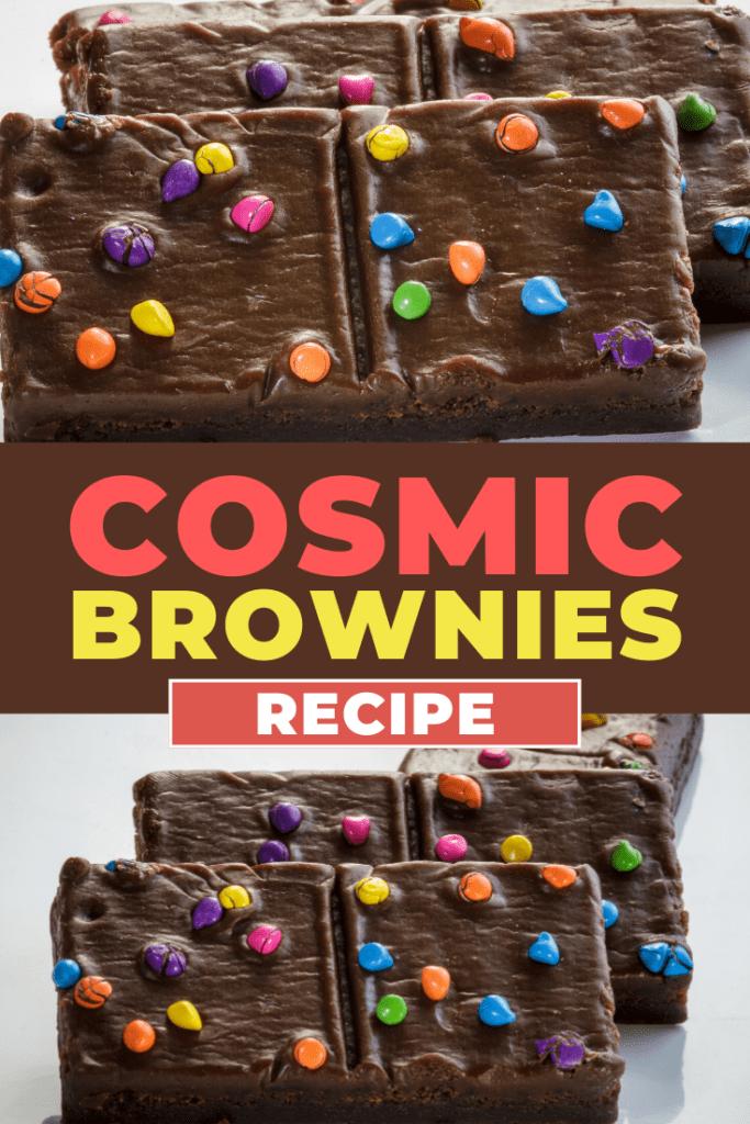 Cosmic Brownies Recipe