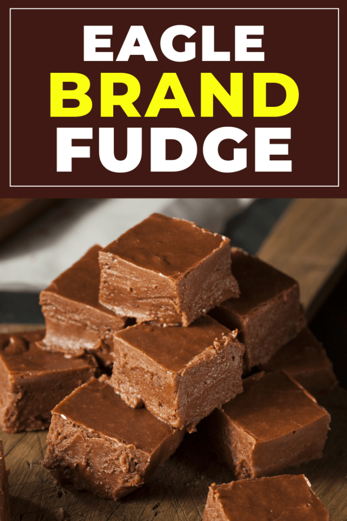 Eagle Brand Fudge Insanely Good