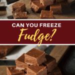 Can You Freeze Fudge?