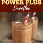 Smoothie King Peanut Power Plus Smoothie