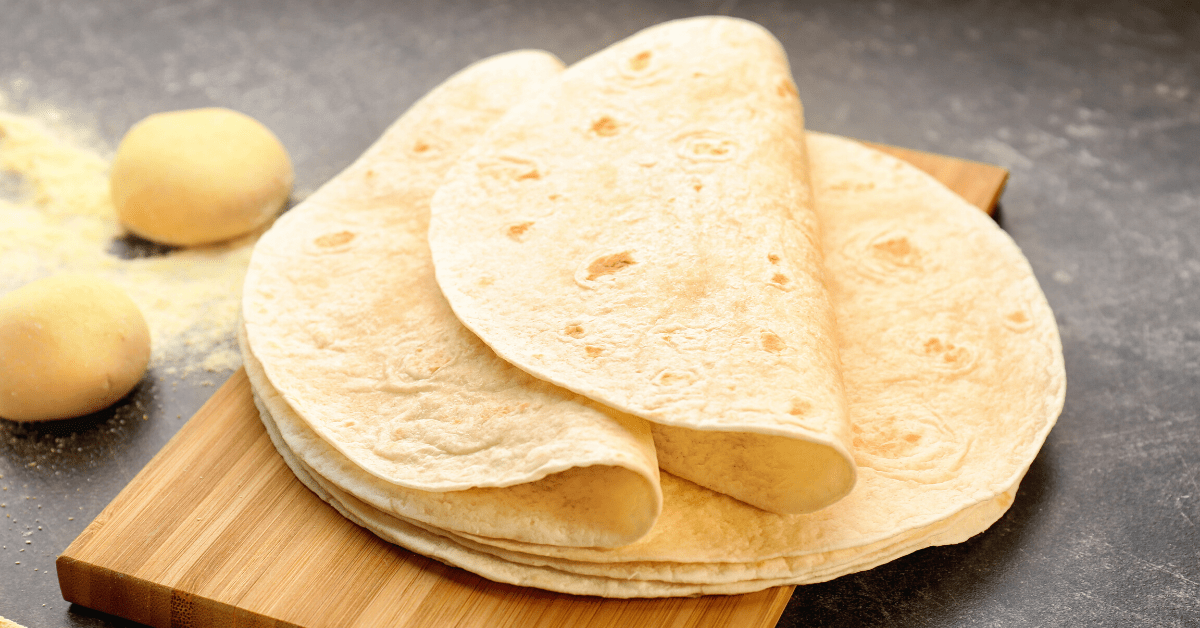 Can You Freeze Tortillas Insanely Good