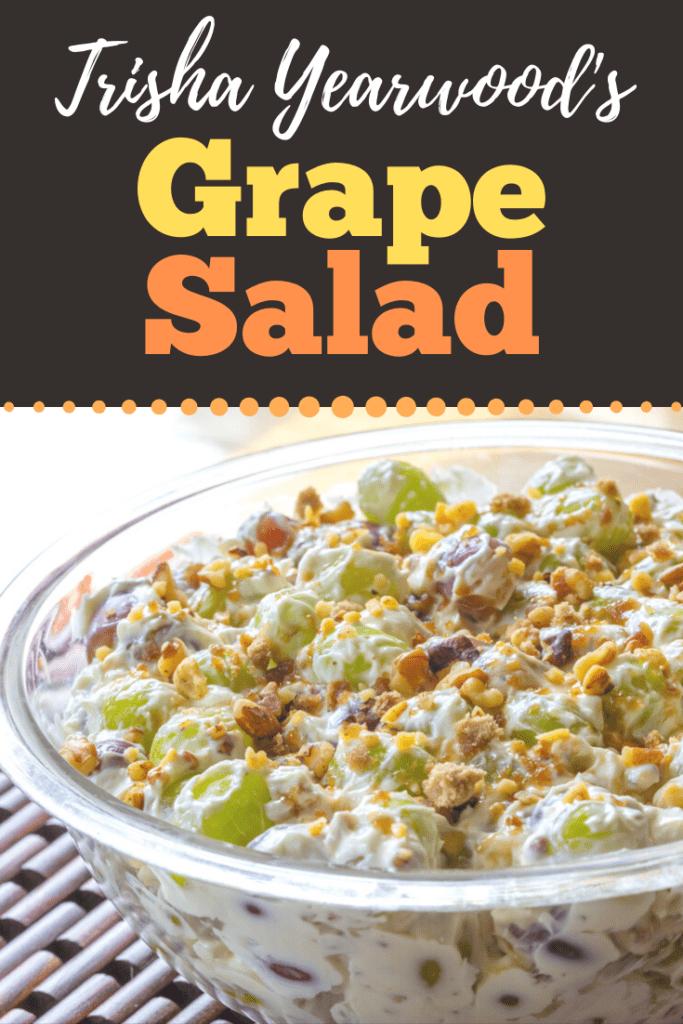 Trisha Yearwood Grape Salad
