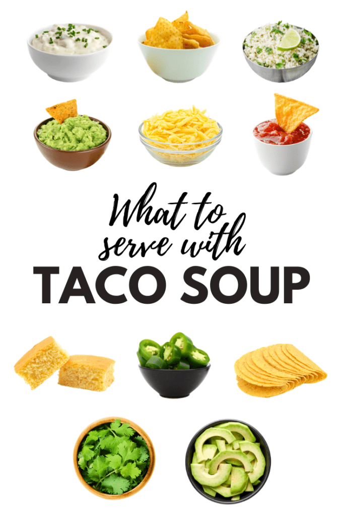 What To Serve With Taco Soup
