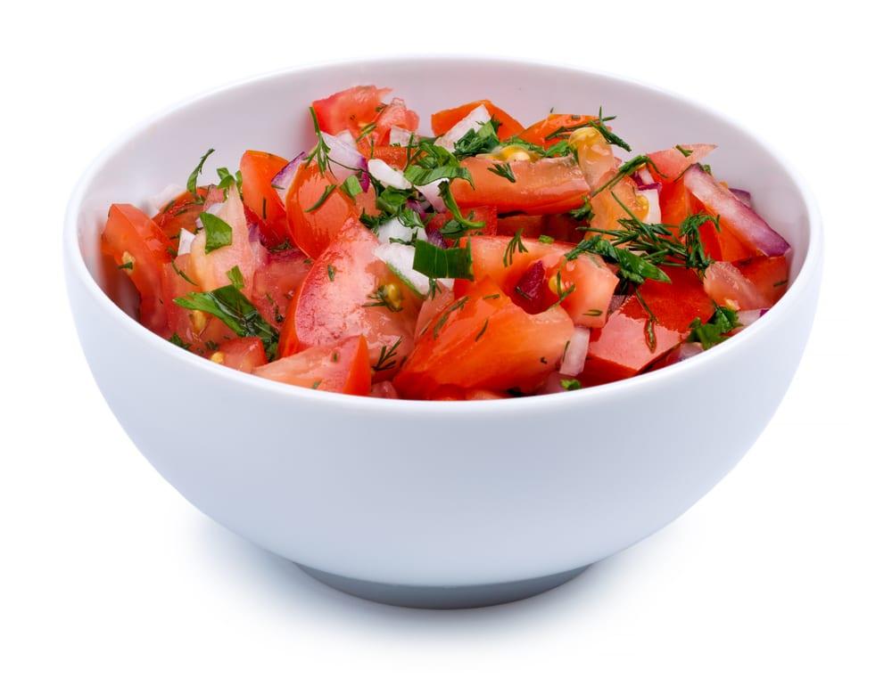 Onion and Tomato Curtido Salad