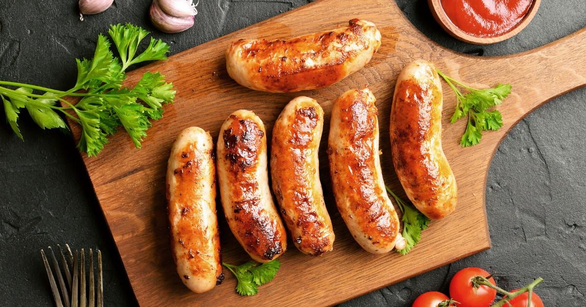 Oven-Baked Bratwurst (Easy Recipe)