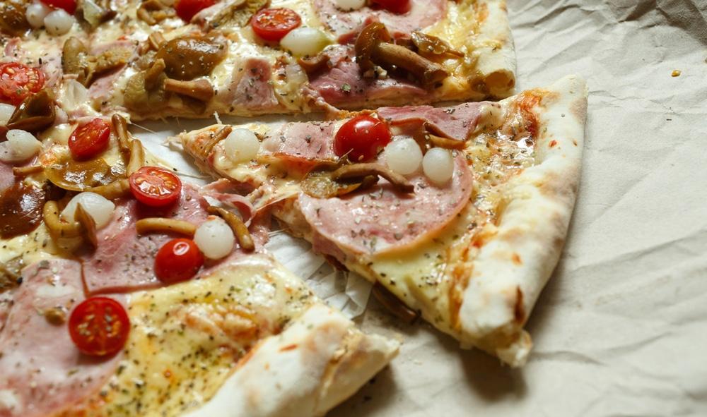 Brisket Pizza