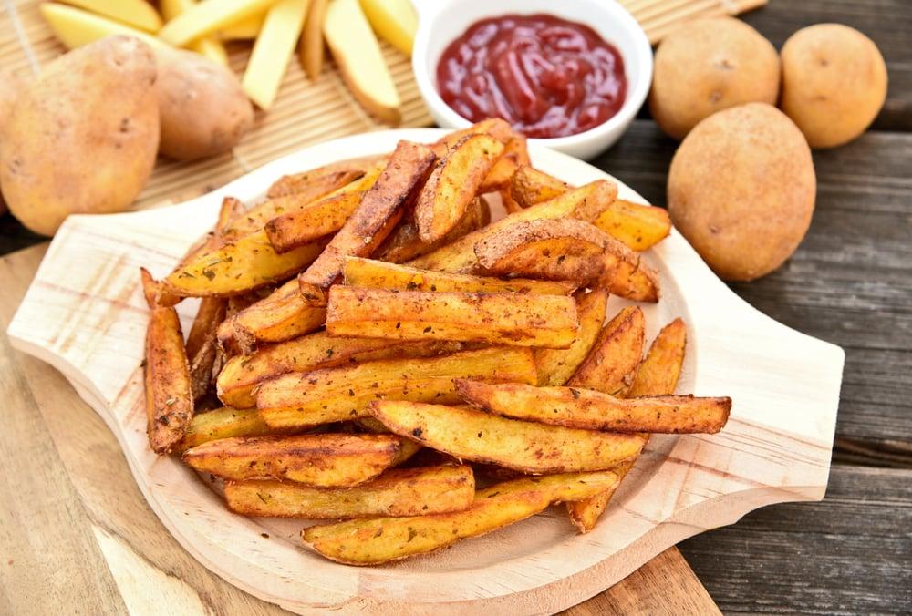 Cajun Chips