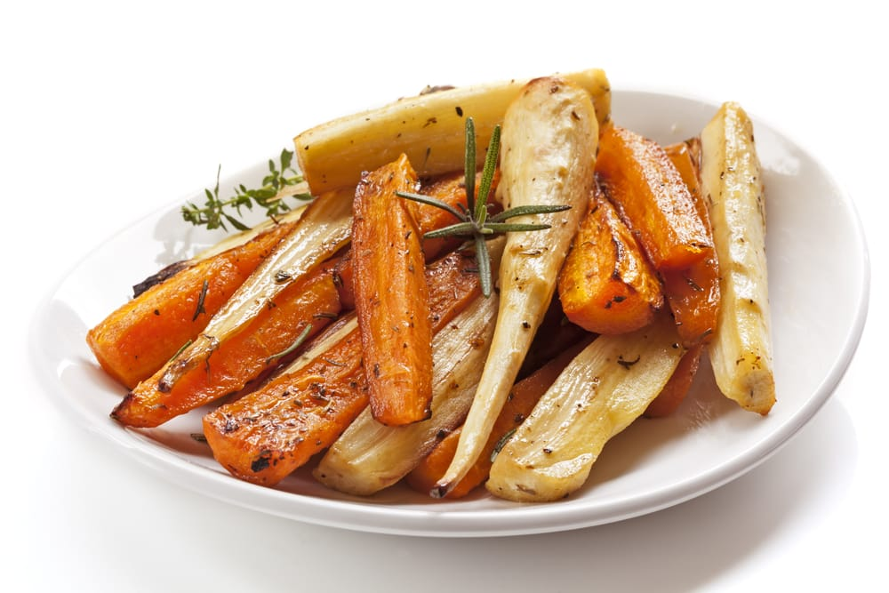 Carrots and Parsnip