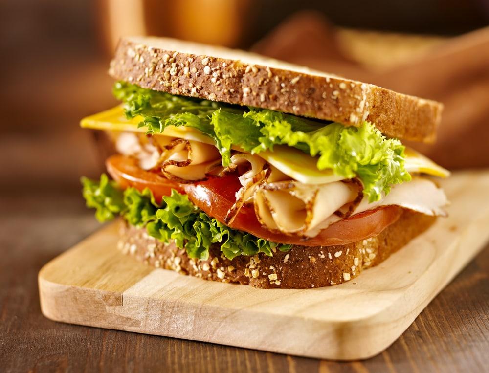 Cold Cut Deli Sandwich